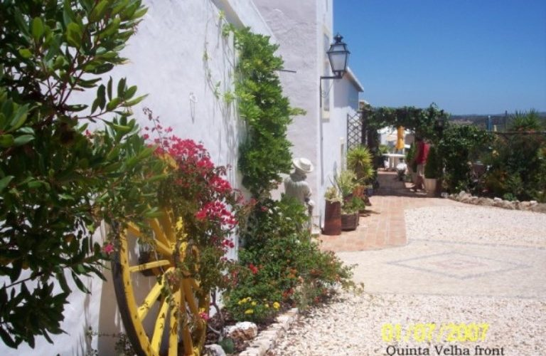 Prices and Tariffs at Quinta Velha